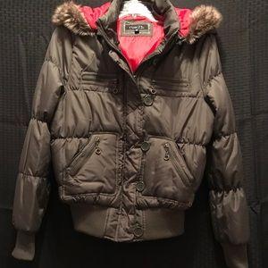 Jacket (Olive Green) Sz Medium Juniors